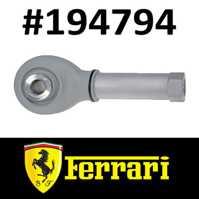 Ferrari 360, F430, 575, 612 Rear tie rod Uprated stainless steel 194794