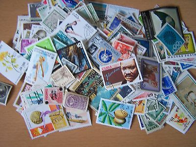 500 Mixed World Stamps,Mostly Different,Excellent.