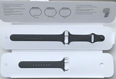 SPECIAL EDITION APPLE SPORT BAND 42/44 Ceramic Gray/Black *VERY RARE*