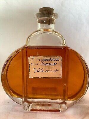 Vintage French La Baignoire Bain Moussant Lavande Lavender Bubble Bath France