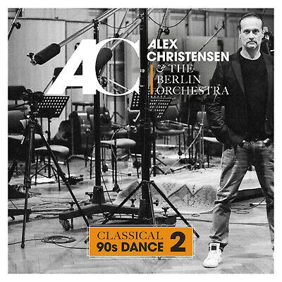 Alex Christensen, The Berlin Orchestra - Classical 90s Dance 2 [CD]