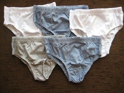 Boys' 5 Pack Mothercare Underwear 2-3, 3-4 Years Brand New out of Pack