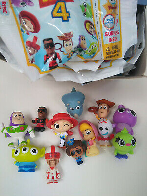 TOY STORY 4 Minis SERIES 3 Disney Pixar Mystery Figure 2019 Sealed Blind Bag Lot