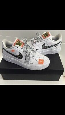NIKE AIR FORCE one 1 just do it af1, NEU. Gr. 44 EUR 70,00