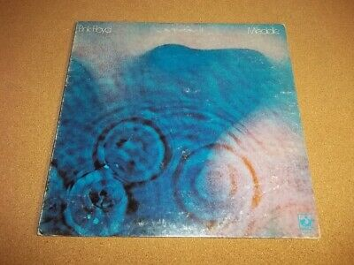 Pink Floyd Meddle Original Harvest Gatefold SMAS-832 LP Vinyl Record Album