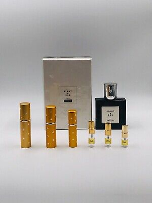 Eight and Bob NUIT DE MEGEVE 2ml 3ml 5ml 10ml Parfum EDP Spray samples NICHE
