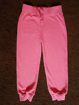 Dusky Pink Trousers 3-4 Years 104cm Matalan New with plastic string