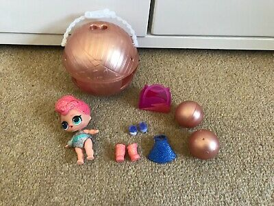 Lol surprise doll big sister stardust queen limited edition accessories