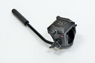 Manfrotto 701RC2 Quick Release Fluid Video Head (Tripod not included)