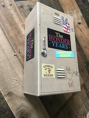 The Wonder Years: The Complete Series (DVD, 2015, 26-Disc Set) Limited Edition
