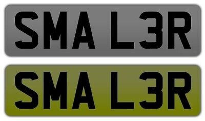 Short tinted number plates smoked number plates smoked tinted number plate pair