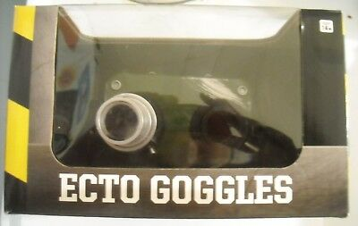 GHOSTBUSTERS Prop Replica LIGHT UP ECTO GOGGLES Spirit Halloween Ships Global