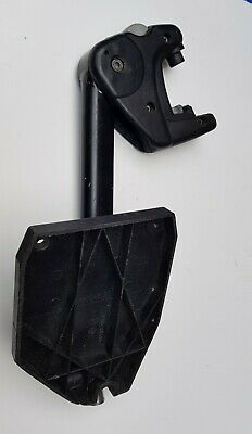 Invacare Spectra XTR Kite Storm Wheelchair  RIGH Hand Leg Rest & Foot Plate USED