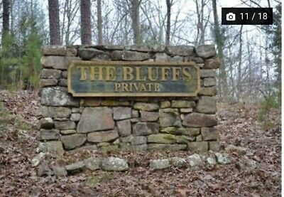 Scenic Lakeview Land for Sale in Tennessee