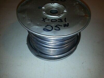 22 pounds Solder 38/62 lead tin wire .25 inch diameter