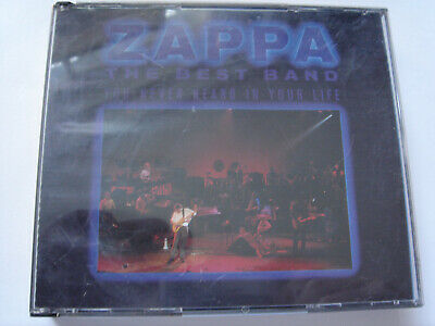 4116 Frank Zappa & the Mothers of Invention - Best Band You Never Heard 2x CD