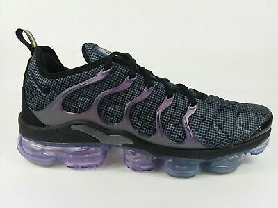 Nike Air Vapormax Plus Eggplant Black Dark Grey 924453-014 Men's Size 10.5 NEW