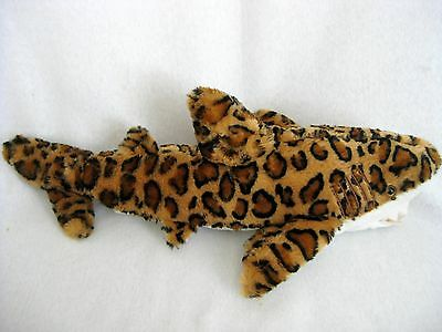 Large Leopard Shark Plush Rinco