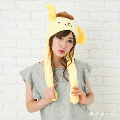 My Melody sanrio red costume hat cap Cosplay Free Size from jp