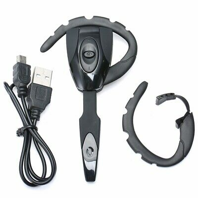 Wireless bluetooth Gaming Headset Headphone Earphone For Sony Playstation 3 PS3