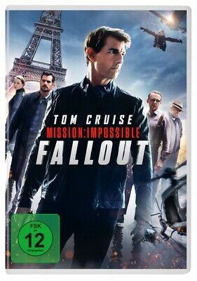 Mission: Impossible-Fallout -    Dvd New