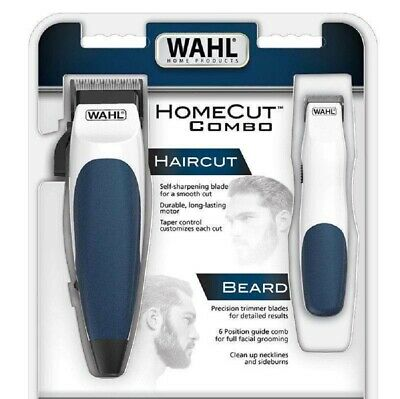 WAHL Hair Clippers Beard Trimmer Electric Mens Boys Haircut Clipper Grooming Kit