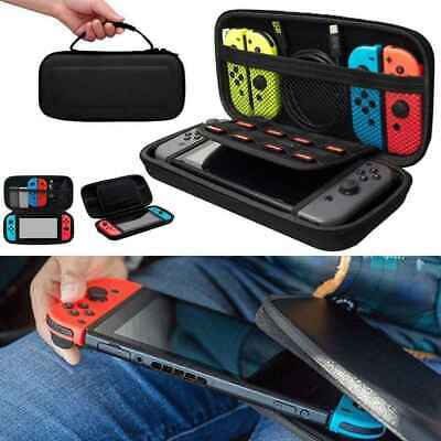 EVA Portable Hard Shell Carrying Case Storage Bag For Nintendo Switch Console US