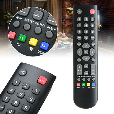 Universal Replacement Remote Control TLC-925 Fit For Most TCL LCD LED Smart TV