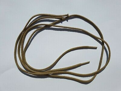 Original Ww2 Us Army M-1938 Legging Laces Od#3 New Old Stock