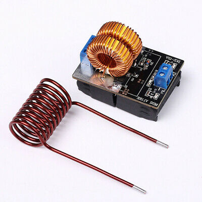 1pcs ZVS Induction Heating Board High Voltage Generator Heater W/ Coil Replace