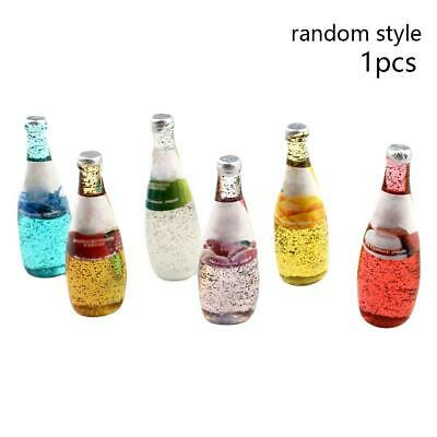 Multicolored Wine Bottles For Dollhouse Miniature Scale Super 1:12 Y8A4