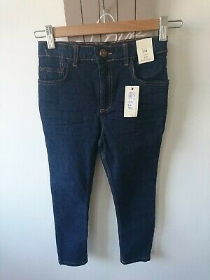 River Island boy skinny jeans denim 8 years BNWT RRP £14