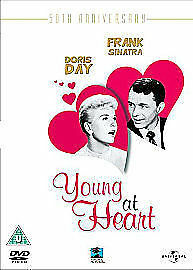 Young At Heart (1955)  DVD NEW & SEALED Doris Day Frank Sinatra deagostini  37