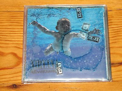 NIRVANA Nevermind Limited Edition Squidgy Pack CD VERY RARE COLLECTOR + Pendant