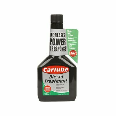 Carlube QPD300 Diesel Treatment Reduce Emissions - Improve Fuel Economy 300ml