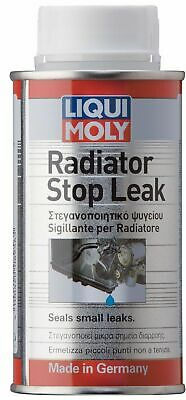 Liqui Moly Radiator Stop Leak 150ml 8956 - Radex - Seals Small Leaks