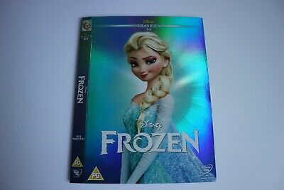 Frozen DVD O Ring Slip Sleeve Collectable SLEEVE ONLY Disney
