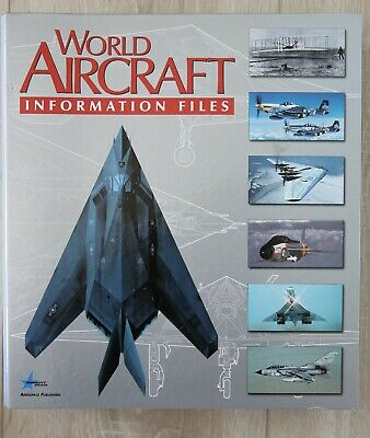 World Aircraft Files - 21 first issues - occasion - second hand - Aerospace Pub