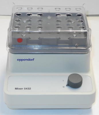 Eppendorf 5432 Mixer Shaker 1.5mL - EXCELLENT CONDITION