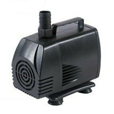 Feature Fountain Outdoor Garden Fish Pond Completely Submersible Water Pump UK