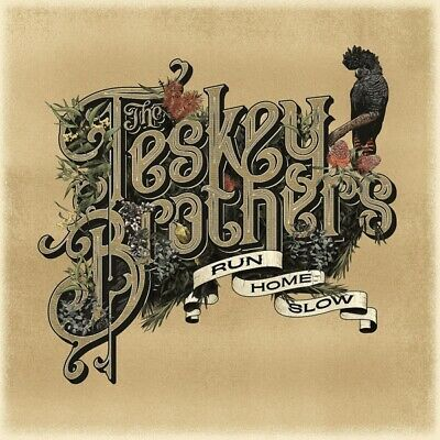 The Teskey Brothers - Run Home Slow   Cd New