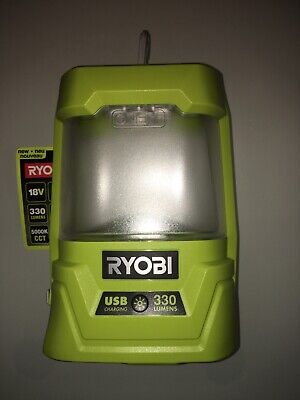 Ryobi ONE+ 18v R18ALU Cordless Area Light With USB Charge Point