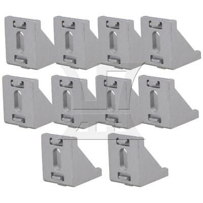 10pcs L-Shape Bilateral Corner Bracket Right Angle Extrusion Corner 3030