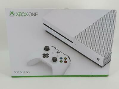 MICROSOFT - XBOX One S 500GB console - White *BUNDLE