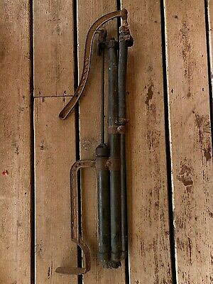 Vintage Antique The F.E. Myers & Bros Hand Pump Rare Cast Barn Fresh non working