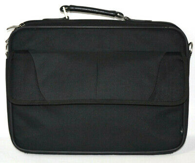Military Style LAPTOP//DOCUMENT BAG Black Digital Camo Holdall Carry Case
