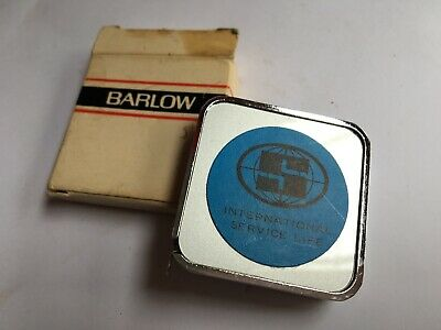 Barlow Maytag Sears Brand Central Advertising Measuring Tape In Original Box