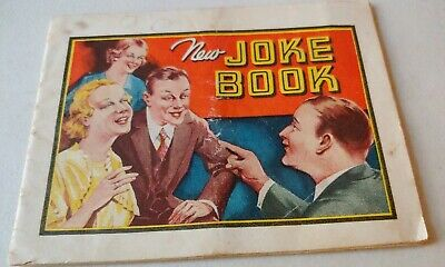 Vtg Dr. Miles Nervine New Joke  ALKA SELTZER ADVERTISING BOOK Pharmaceutical