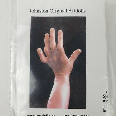 Johnston Original Artdolls · Pre-made Hand Armature