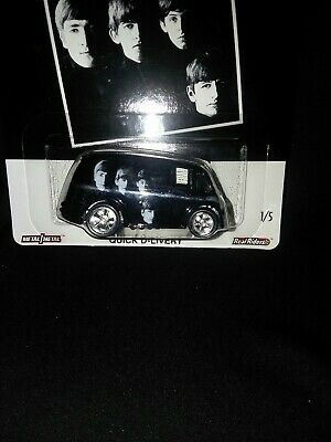 """Hot Wheels 2019 Pop Culture The Beatles """"With the Beatles""""  1/64"""